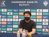 """충남아산 박동혁 감독, """"우리는 5연승도 충분히 가능한 팀"""""""