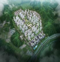 아산 배방갈매지구 도시개발사업, 충남도 실시계획인가…사업 본격 탄력
