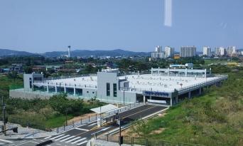 신정호 도시개발사업지구 내 공영주차타워 완공...총 166면